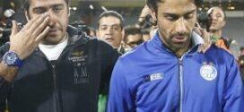 فرهاد مجیدی ممنوع الخروج شد و از هر گونه فعالیت در حوزه فوتبال منع شد